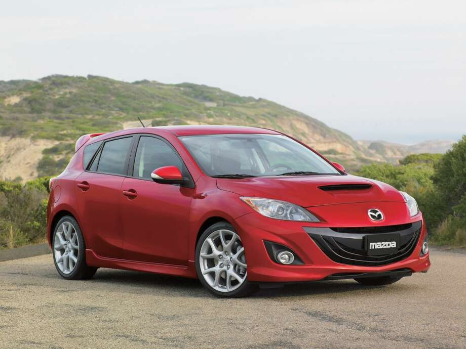 No. 4: Mazda3  (Associated Press)