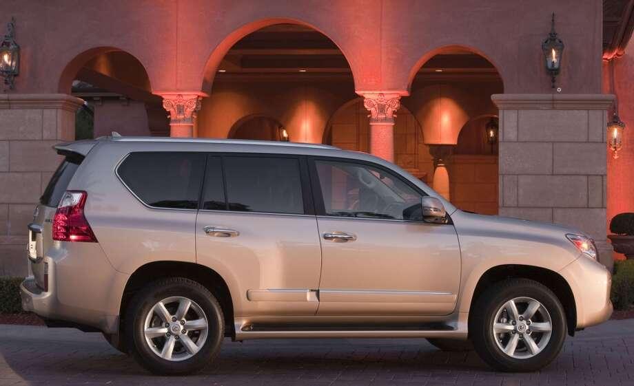 No. 3: Lexus GX (Toyota Motor Sales U.S.A.)