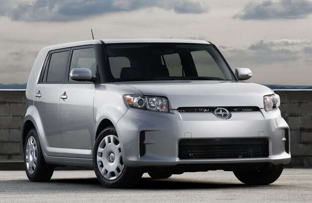 No. 1: Scion xB (Toyota Motor Sales U.S.A.)