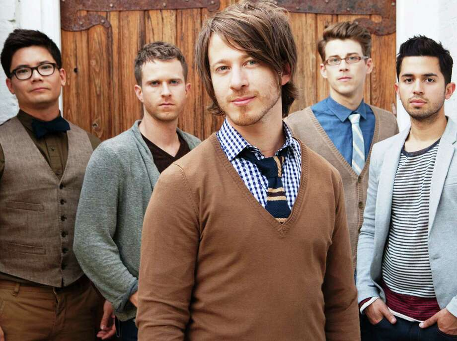Christian rock band Tenth Avenue North will be at Concordia Lutheran Church Thursday night. Photo: Courtesy Photo