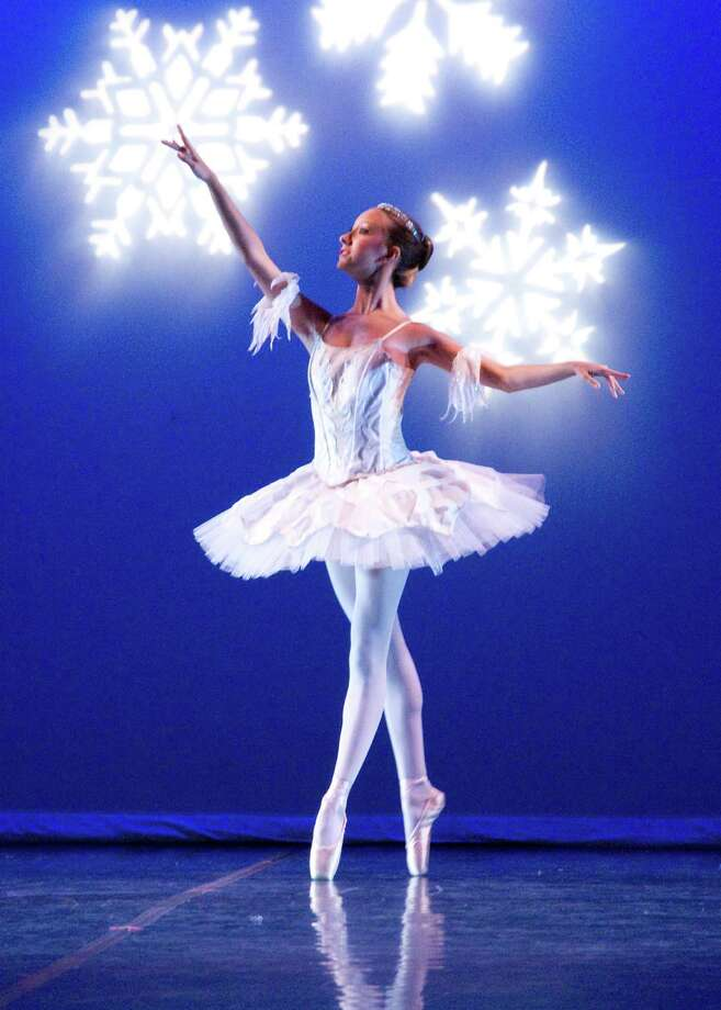 "Camille Jackson will dance the title role in the San Antonio Metropolitan Ballet's ""The Snow Queen."" Courtesy Mike Connally"
