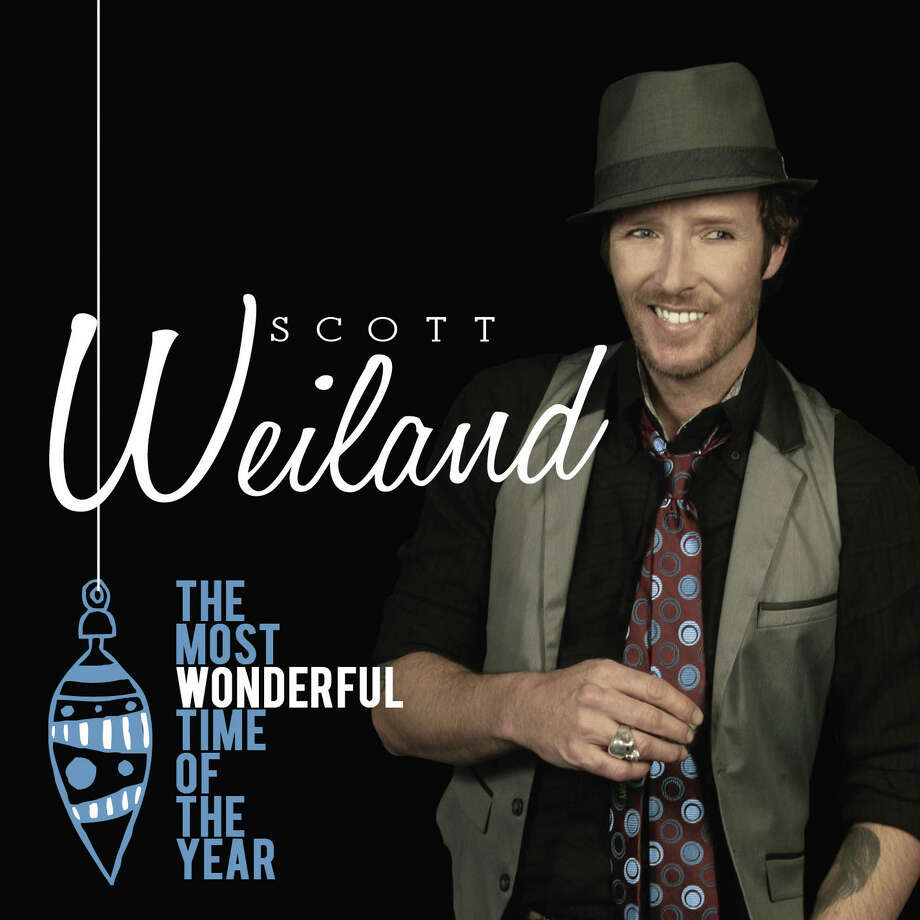 The Stone Temple Pilots and Velvet Revolver frontman Scott Weiland is