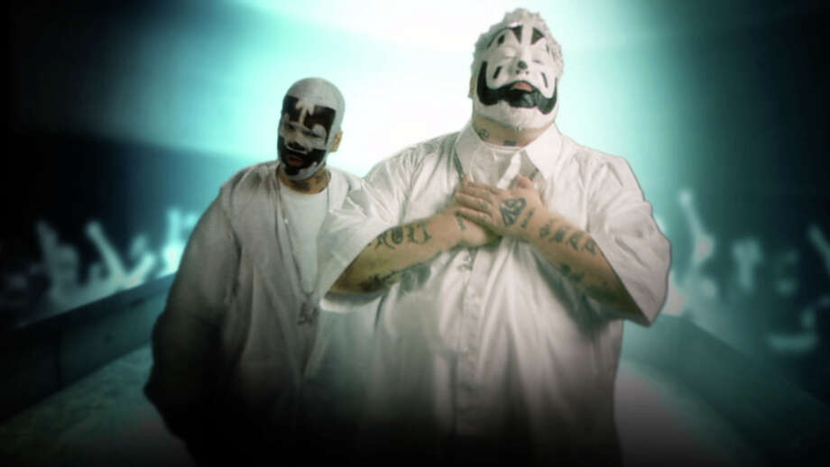 #63 - Insane Clown Posse 4,146 unique words Photo: INSANE CLOWN POSSE, NYT / INSANE CLOWN POSSE