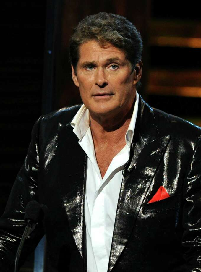 No weird music list is complete without David Hasselhoff. Of