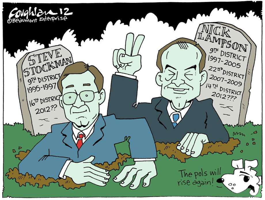 Andy Coughlan's cartoon from Sunday, October 28, 2012.