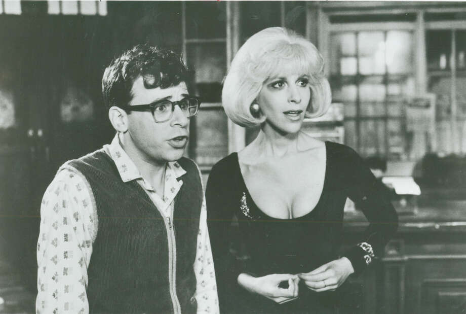 "Rick Moranis stars as Seymour and Ellen Greene as Audrey in the 1986 film version of ""Little Shop of Horrors.""  Photo: Express-News File Photo / EXPRESS-NEWS FILE PHOTO"