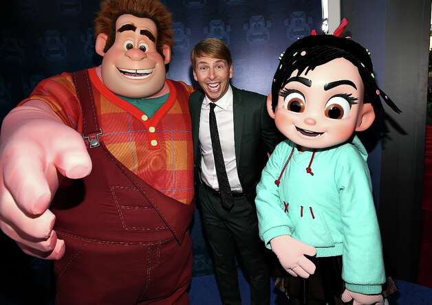 "Actor Jack McBrayer at the Premiere Of Walt Disney Animation Studios' ""Wreck-It Ralph"" - Red Carpet at the El Capitan Theatre on October 29, 2012 in Hollywood, California. Photo: Christopher Polk, Getty Images / 2012 Getty Images"