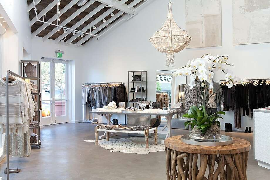 Calypso St. Barth opens its first Northern California shop in Larkspur. Photo: Mariko Reed