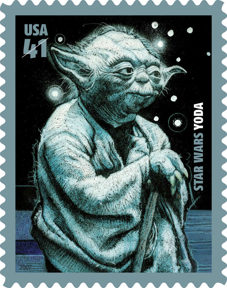 """Empire Strikes Back (1980) """"Do or do not, there is no try."""" Photo: AP / USPS"""