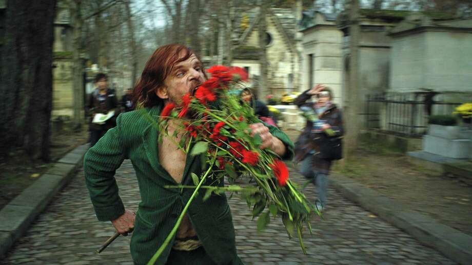 "Denis Lavant as Monsieur Oscar in the film ""Holy Motors."" Indomina Releasing Photo: INDOMINA RELEASING, New York Times / INDOMINA RELEASING"