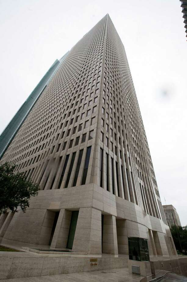 One Shell Plaza in Houston: 714 feet, 50 stories Photo: James Nielsen, Staff / Houston Chronicle