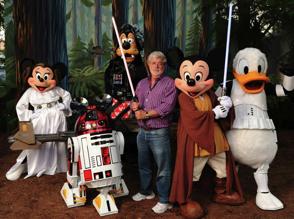 Along with Tuesday's announcement that Disney has bought Lucasfilm came the announcement that there will be a new
