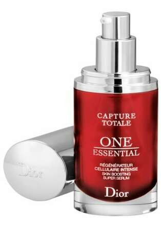 Must-Have Product: Dior Capture Totale One Essential Skin Boosting Super Serum, $95