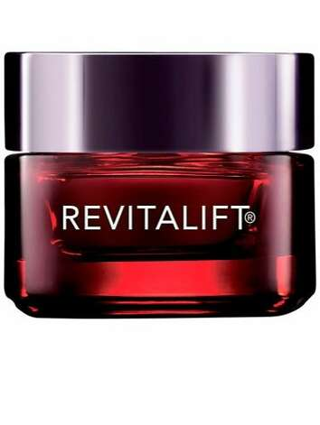 Must-Have Product: L'Oreal Paris RevitaLift Triple Power Deep-Acting Moisturizer, $24.99
