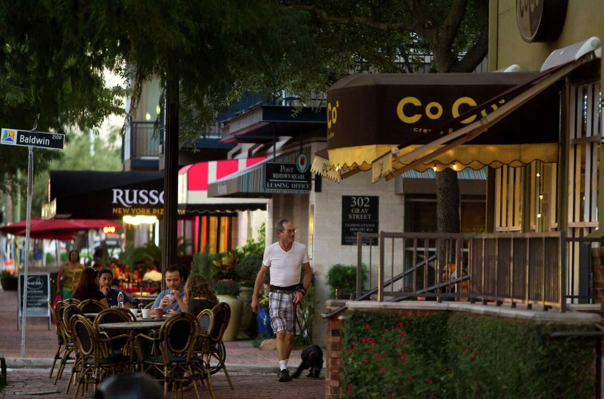 >>> See the most walkable spots in Houston to enjoy