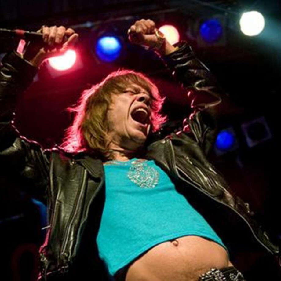 David Johansen will perform at the Turning Point Cafe in Piermont, N.Y., on Friday, Nov. 2, and at StageOne at the Fairfield Theatre Company on Monday, Nov. 5. Photo: Contributed Photo