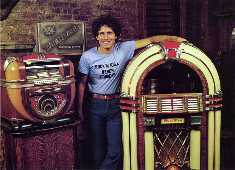 "New York radio personality Dennis Elsas, shown here in the early days of his career, will be coming to the Avon Theatre in Stamford, Conn., on Wednesday, Nov. 7, to present a multimedia journey, ""Rock 'N' Roll Never Forgets."" He will go through nearly four decades of rock 'n' roll, an the FM radio evolution and the musicians who made their mark. The evening kicks off at 7:30 p.m. For more information and ticket prices, call 203-967-3660 or visit avontheatre.org. Photo: Contributed Photo"