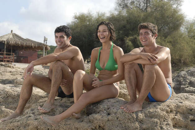 "The Italian coming of age comedy-drama ""Loose Cannons"" is one of eight gay-themed films that are being screened at the 14th annual Eros Film Festival at Trinity College in Hartford, starting Wednesday, Nov. 7, and running through Sunday, Nov. 11. Photo: Contributed Photo"