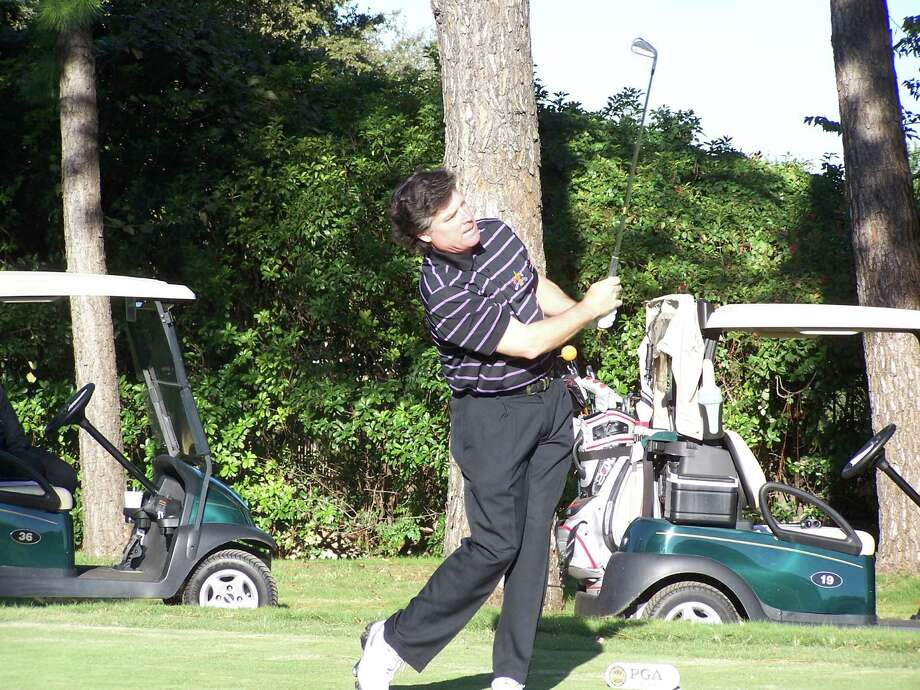 Ken McDonald of BraeBurn Country Club gave the Southern Texas PGA an early boost Tuesday with a 2-and-1 win, but the Northern Texas PGA prevailed. Photo: Handout