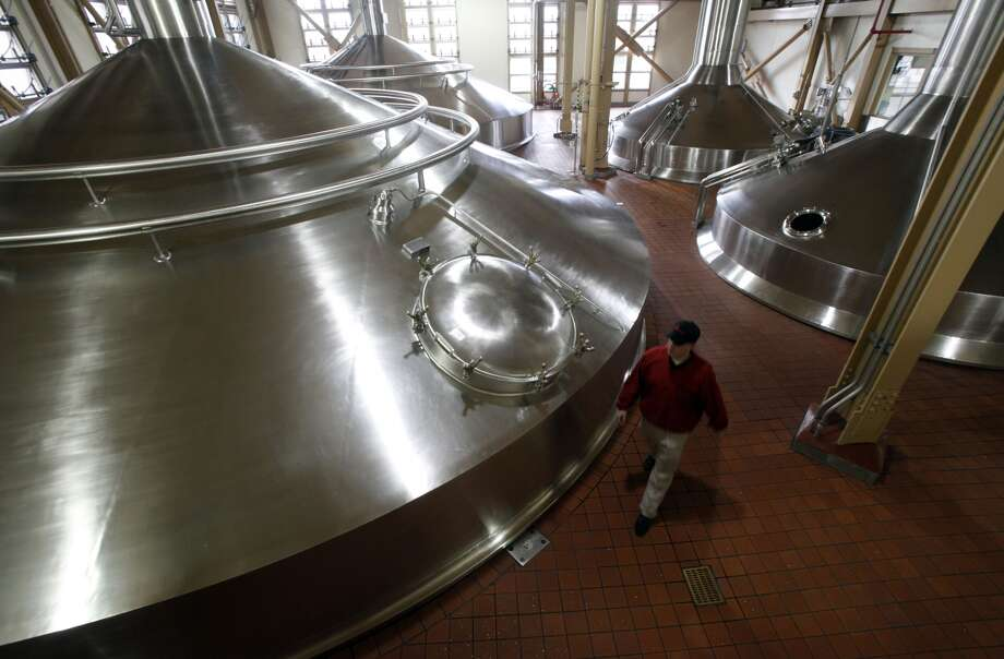 Brewmaster: The typical brewmaster salary ranges from $25,000 at a local brew pub to more than $100,000 at a larger national brewery, says a source at a national brewers trade association. Find brewmaster jobs here.  Photo: JOYCE MARSHALL, .