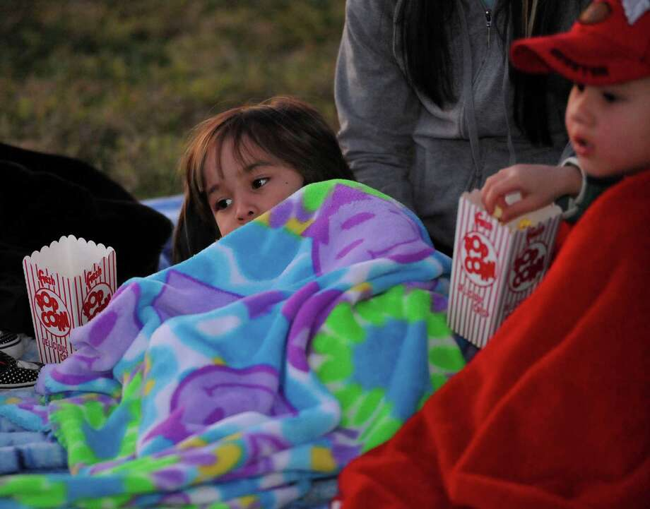 "Movies in the ParkSponsored by the city of Beaumont Parks and Recreation Dept. Featuring ""Cloudy with a Chance of Meatballs."" 8 p.m. May 31 at Wuthering Heights Park, 3650 Delaware. Free. (409) 838-3613 or (409) 781-1298. Photo: Dave Ryan"