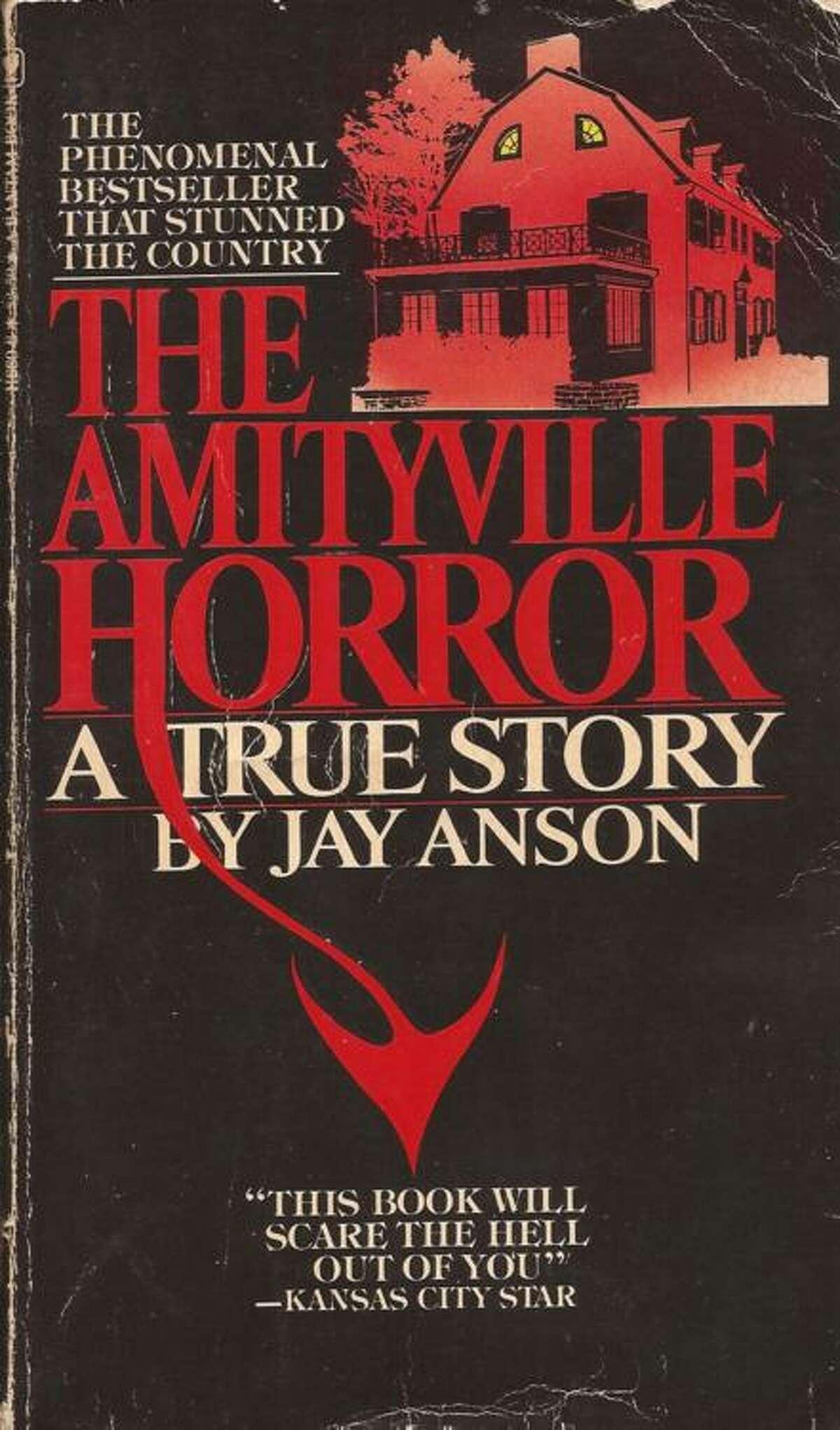 "Jay Anson' ""The Amityville Horror"""