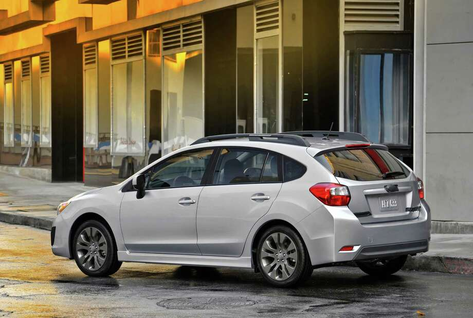 Small cars: Subaru Impreza