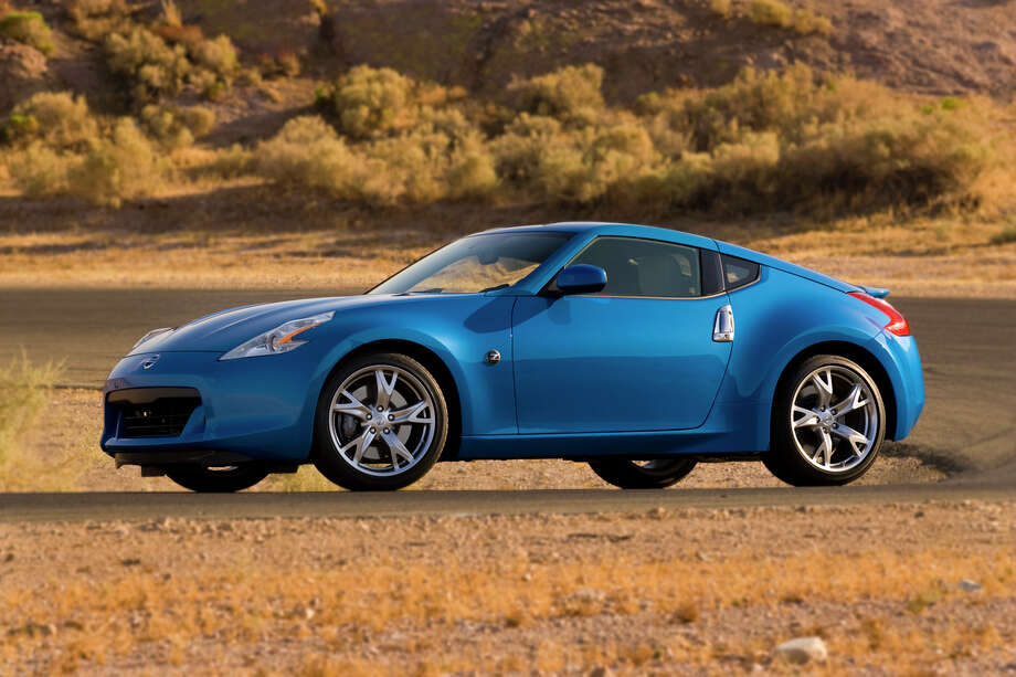 Sporty cars: Nissan 370Z Photo: MikeDitz, . / MikeDitzPhoto ©2008  (310)994-0307