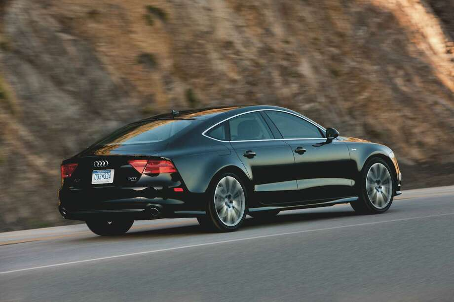 Luxury cars: Audi A7 Photo: .
