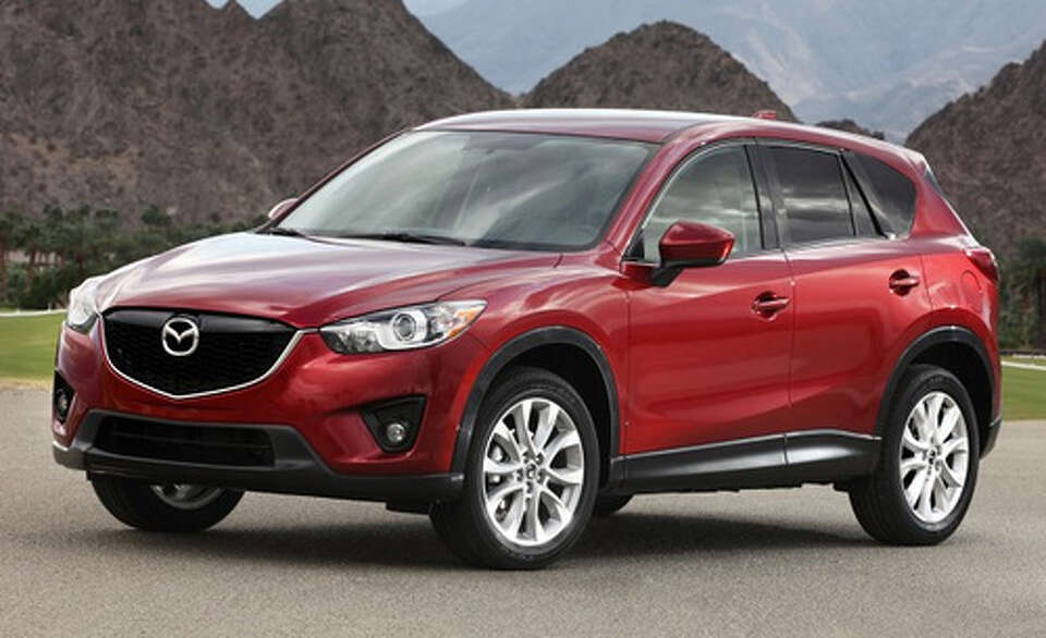 Small SUVs: Mazda CX-5