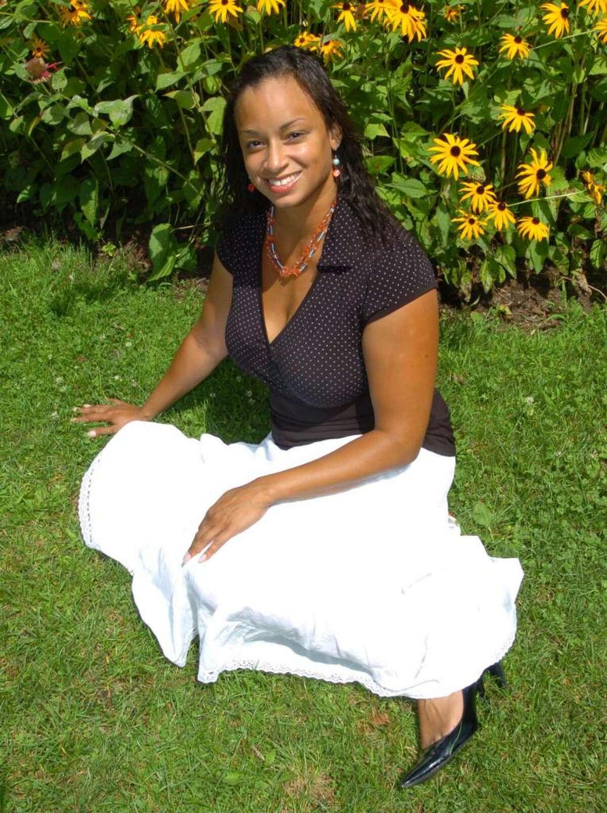 Chris Ware Staff Photographer. Shirley Ricart, executive director of WeCAHR in Danbury, CT taken August 6, 2009.