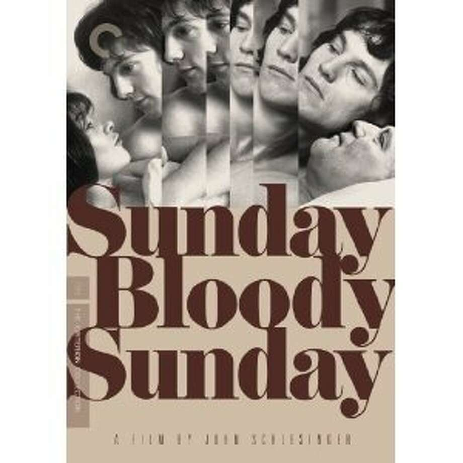 dvd cover SUNDAY BLOODY SUNDAY Photo: Criterion Collection, Amazon.com