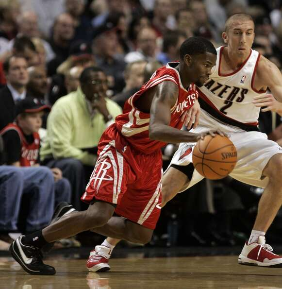 Trail Blazers 96, Rockets 87October 27, 2009