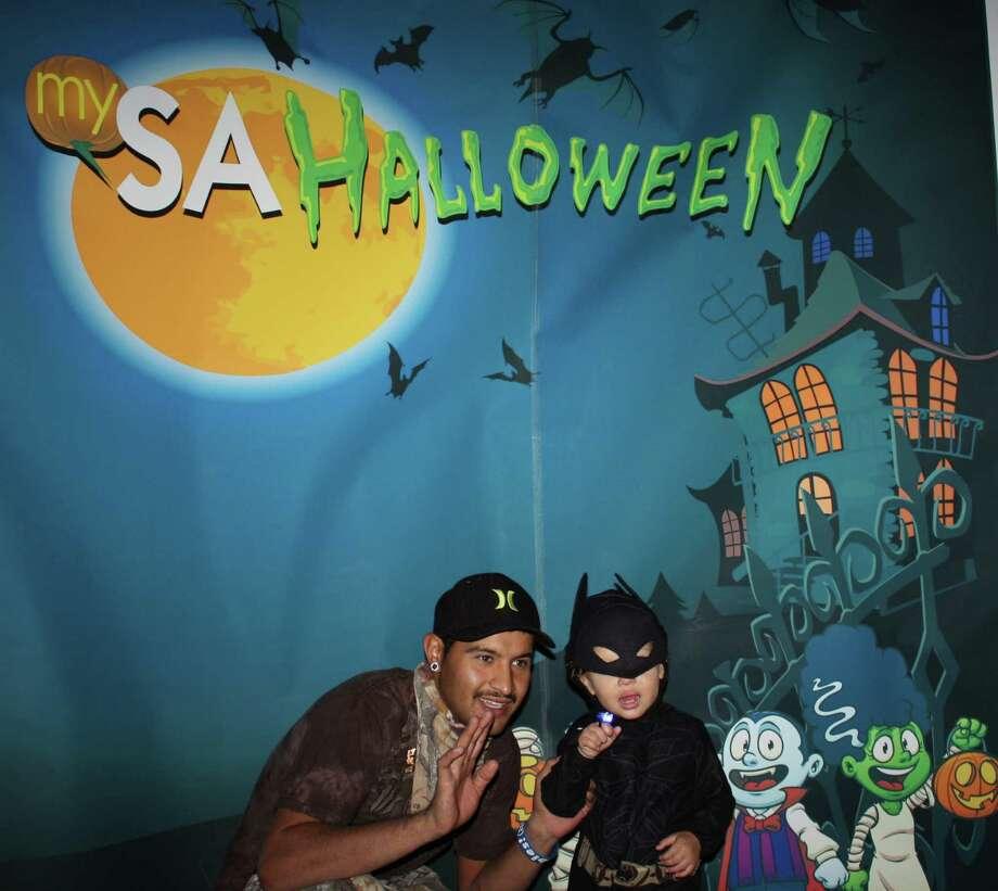 Zoo Boo - October 30, 2012 Photo: San Antonio Express-News