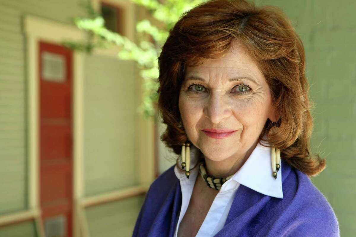 """Carmen Tafolla, whose latest book is """"Rebozos,"""" is one of five featured presenters at the 9th annual Express-News Children's Book & Author Celebration."""