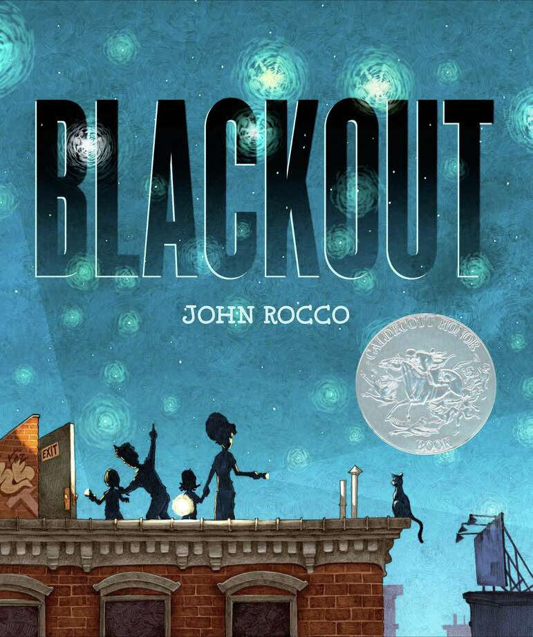 "John Rocco, whose latest children's book is ""Blackout,"" is one of five featured presenters at the 9th annual Express-News Children's Book & Author Celebration. Photo: Courtesy Photo"