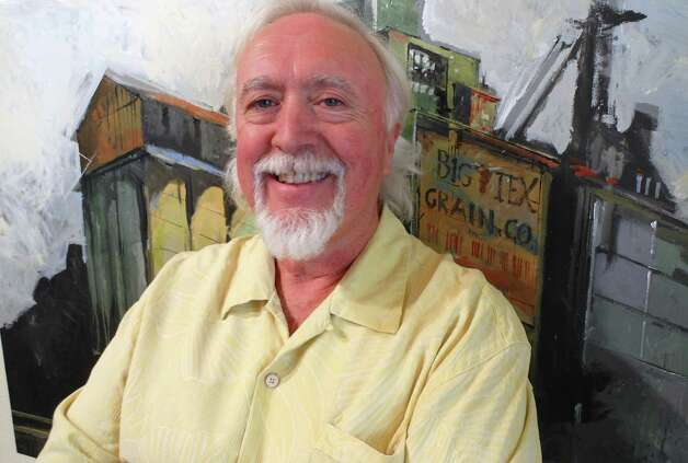 "Thom Ricks, the San Antonio Art League's 2011 Artist of the Year, is one of five presenters at the 9th annual Express-News Children's Book & Author Celebration. Ricks' latest children's book is ""Brilliant,"" about a boy's journey to self-discovery. Photo: Courtesy Photo"