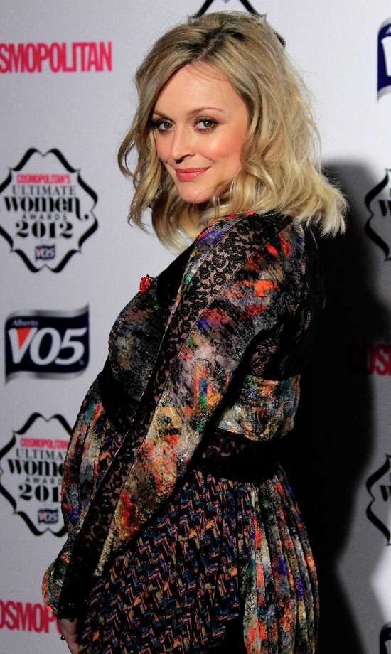 Fearne Cotton arrives for the Cosmopolitan Women Of The Year Awards at the V&A museum in central London, Tuesday, Oct. 30, 2012. Photo: Joel Ryan, Associated Press / Invision