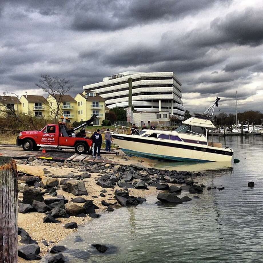 Towing a boat? Be safeWhether you're a master or an amateur, you should be careful when driving with a boat or a trailer. You should take your time and don't rush. Photo: Kara Glover Billhardt