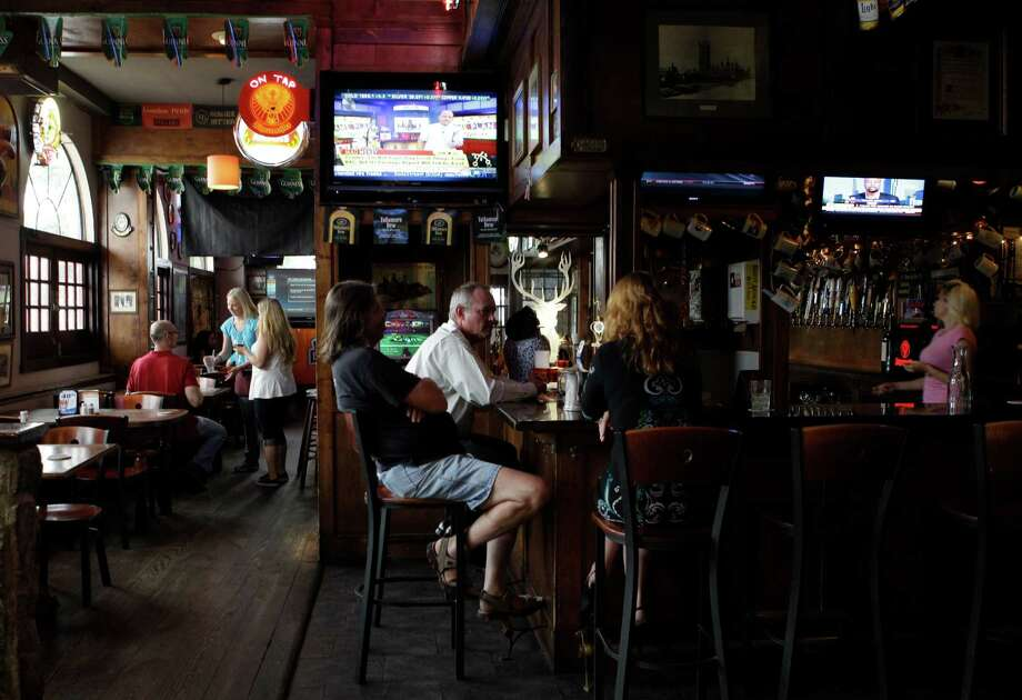 The Stag's Head Pub, 2128 Portsmouth St., Friday, July 15, 2011, in Houston. ( Melissa Phillip / Houston Chronicle ) Photo: Melissa Phillip, Staff / © 2011 Houston Chronicle