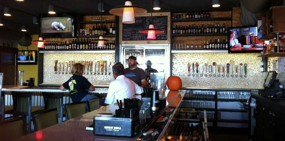 Beerfoot is proving to be a cradle of craft brews in Galveston. Photo: Syd Kearney