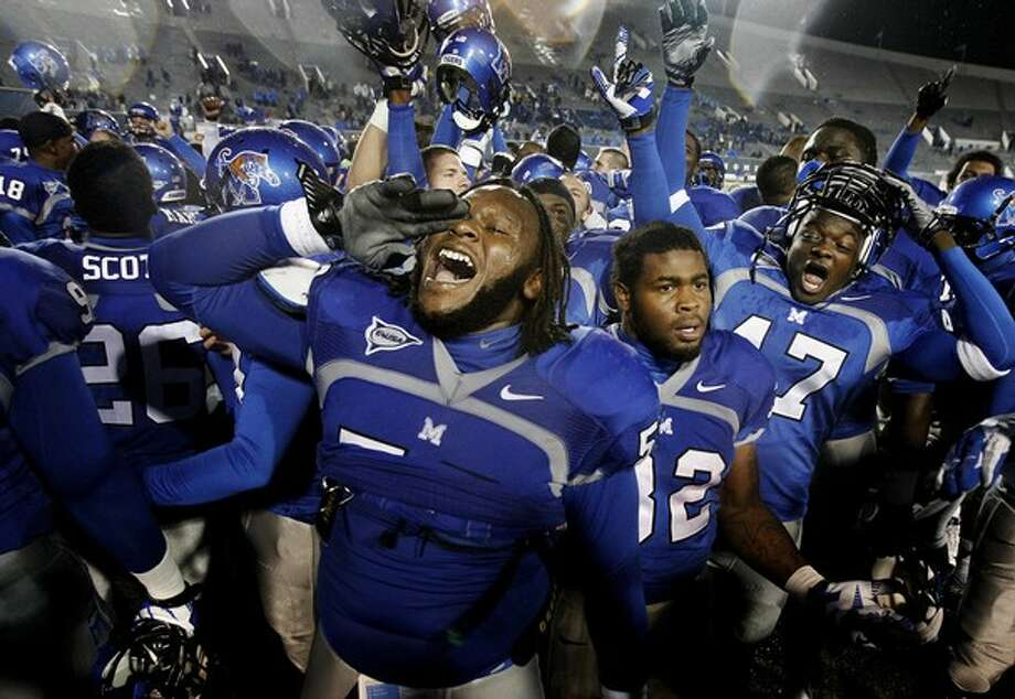 Memphis TigersThe Owls lost to these guys? Really? (Mark Weber / The Commercial Appeal)