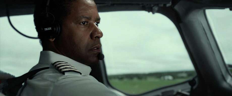 """Daniel Day-Lewis for """"Lincoln"""" , John Hawkes for """"The Sessions"""" , Hugh Jackman for """"Les Misérables"""", Joaquin Phoenix for """"The Master"""" and Denzel Washington (pictured) for """"Flight."""" Photo: Photo Credit: Courtesy Of Paramo"""