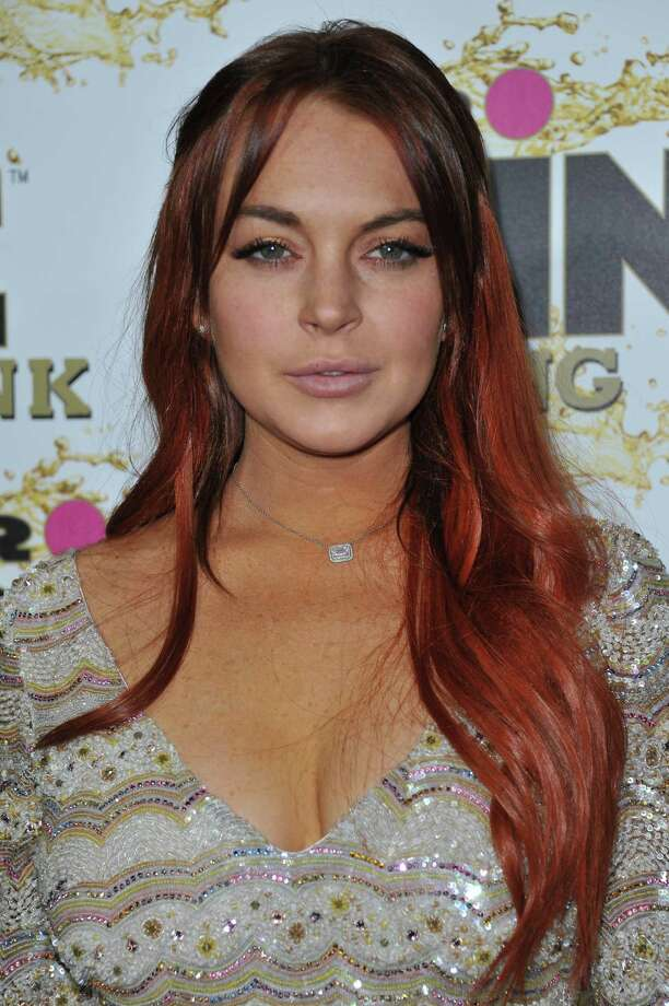 Lindsay Lohan has so many