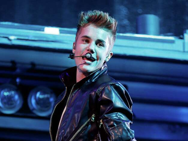 "Justin Bieber is terrified of flying. He told the British magazine ""Live,"" ""People say you have more chance of getting into a car accident than a plane crash, but they do maybe one flight a year and I'm on planes all the time. And all the time I'm thinking I have no control. If this plane crashed I'm dead."" Thanks, Justin, for reminding us how often you are on planes, much more often than we regular people who are virtually guaranteed to never die in a plane crash.  Photo: Isaac Brekken, Associated Press / Invision"