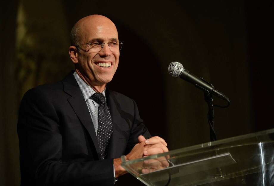 DEMOCRATSNo. 3: Jeffrey Katzenberg, 61, Hollywood film producer and chief executive of DreamWorks Animation.
