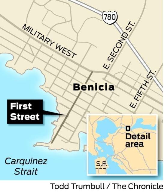 Benicia Restaurants On First Street