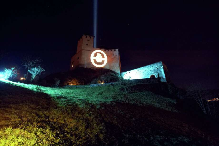 General view of Blazers Castle during the HALO 4 launch by Xbox 360 on October 30, 2012 in Balzers, Liechtenstein. Photo: Getty Images For Halo By Xbox 360 / 2012 Getty Images