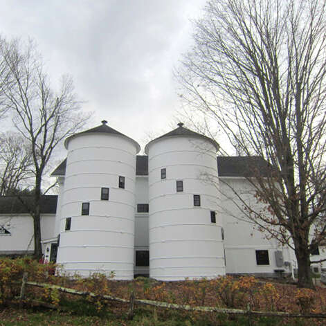 The Silo is the historic centerpiece at Hunt Hill Farm, located in the Northville district of New Milford. October 2012 Photo: Norm Cummings