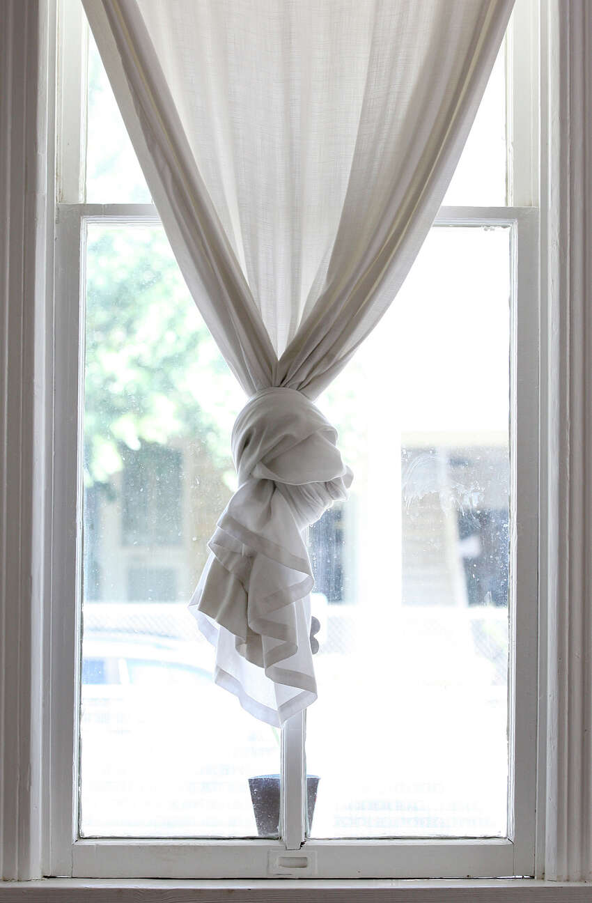 Window treatments are a magnet for dust and allergens. Pull them down and dry clean, or vacuum each thoroughly. Don't forget to vacuum blinds and windowsills as well. Tempted to open the windows to let the spring breeze in? Don't. Unwanted pollen can enter your home and spread everywhere.